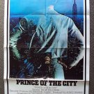 TREAT WILLIAMS Original PRINCE OF THE CITY  Poster 1981