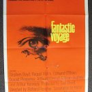 FANTASTIC VOYAGE 1-Sheet POSTER Sci-Fi RAQUEL WELCH '66