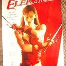 JENNIFER GARNER Sexy ELEKTRA Poster ALIAS Sword HOT!