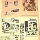 BETTE DAVIS The ANNIVERSARY Uncut PRESSBOOK 20th FOX 68