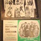 CAROL BURNETT Dick Van Dyke MIKE STOKEY Pantomime GAME