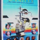 TIME BANDITS Original 1-SHEET Movie POSTER Sean Connery