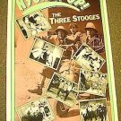 The THREE STOOGES  Yuck It Up!  Original PROMO Poster 3