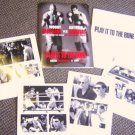 ANTONIO BANDERAS Woddy Harrelson BOXING Photo PRESS KIT