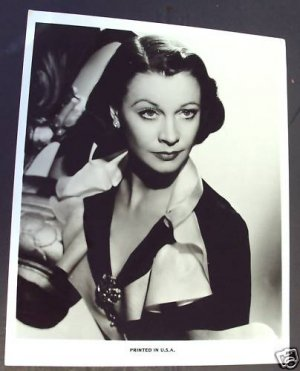 VIVIEN LEIGH  Portrait PHOTO  a STREETCAR NAMED DESIRE