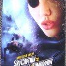 ANGELINA JOLIE  Sky Captain & World of Tomorrow  POSTER