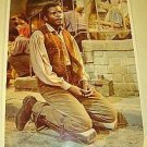 PORGY and BESS Original SIDNEY POITIER Roadshow POSTER