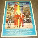 Star Trek IV: The Voyage Home ITALY Original Big POSTER
