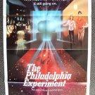 MICHAEL PARE Nancy Allen PHILADELPHIA EXPERIMENT Poster