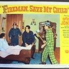 HUGH O'BRIAN Lobby Card FIREMAN SAVE MY CHILD Universal