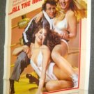 ALL THE MARBLES Lady WRESTLING Movie POSTER  Peter Falk
