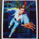 GEORGE SEGAL The TERMINAL MAN  1-Sheet  POSTER   Bionic