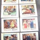 MARIO LANZA Serenade LOBBY CARD Set JOAN FONTAINE  1956
