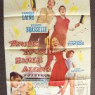 BRING YOUR SMILE ALONG 1-Sheet POSTER Frankie Laine '55
