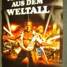 STEVE McQUEEN The BLOB German Movie POSTER Sci-Fi 1958