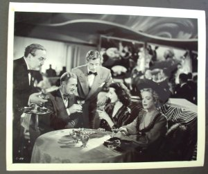 HEDY LAMARR  Original DISHONORED LADY  Scene Photo 1947