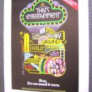 THAT'S ENTERTAINMENT! Drive-In Poster MGM Frank Sinatra