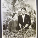 CARY GRANT Joan Fontain SUSPICION Hitchcock  PHOTO RKO