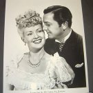 BETTY GRABLE  Robert Young  SWEET ROSIE O'GRADY  Photo