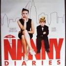 SCARLETT JOHANSSON The NANNY DIARIES Original POSTER 07