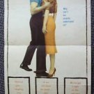 YOUNG and DANGEROUS Teenage TRASH  Insert  POSTER 1957