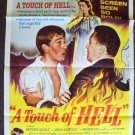 CLIFF RICHARD Serious Charge TOUCH OF HELL Trash POSTER