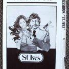 ST IVES Original PRESSBOOK Action Film  CHARLES BRONSON