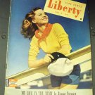 LIBERTY Magazine '41 WWII Jimmy Stewart JAMES World War