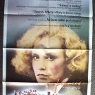 FRANCES Original JESSICA LANGE 1-Sheet AWARD Win POSTER
