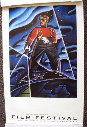 Hot in CLEVELAND FILM FESTIVAL Poster DOUGLAS FRASER 96