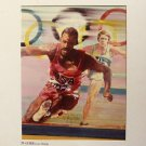 OLYMPICS 1988  Original TV Station TRACK Artwork  PHOTO