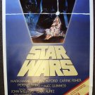 STAR WARS Original Poster REVENGE of the Jedi R82 Lucas