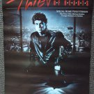 STEVEN BAUER Promo THIEF OF HEARTS Poster SCARFACE star