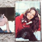 JACLYN SMITH Original CHARLIE'S ANGELS Postcard Set  2