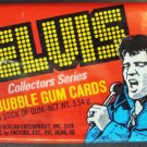ELVIS PRESLEY Mint Pack PHOTO  Trading BUBBLE GUM CARDS