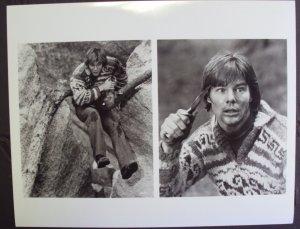 JAN MICHAEL VINCENT  Original OUTTAKE Photo SHADOW HAWK