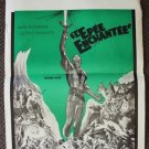 BASIL RATHBONE Frnch MAGIC SWORD Poster ESTELLE WINWOOD