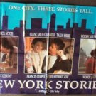 WOODY ALLEN Rosanna Arquette NEW YORK STORIES Banner 89