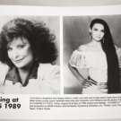 LORETTA LYNN  & Crystal Gayle  ORIGINAL Tops in Pops PHOTO Country Western
