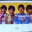 BEATLES Sgt PEPPER'S LONLEY HEARTS Club Band POSTER John Lennon Paul McCartney