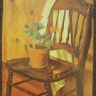 HENRY FONDA Artwork STILL LIFE Canvas ART PAINTING Lithograph VINTAGE