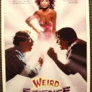 WEIRD SCIENCE Poster JOHN HUGHES  Anthony Michael Hall  KELLY LeBROCK