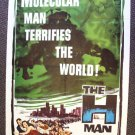 The H MAN Original 1-SHEET POSTER Bijo to Ekitainingen Science Fiction HORROR