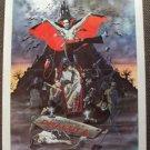ANDY WARHOL Joe Dallesandro BLOOD FOR DRACULA 1-Sheet POSTER 1974 Cult Horror