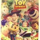 Toy Story LENTICULAR Poster JESSIE Woody BUZZ LIGHTYEAR Lotso BARBIE Ken Alien