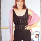 JACLYN SMITH  Beauty Promotional Vintage EXERCISE Poster  CHARLIE'S ANGELS