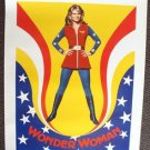 WONDER WOMAN Original ABC Movie TV  Promo POSTER  Lynda Carter  CATHY LEE CROSBY
