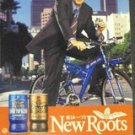 EWAN McGREGOR Japan ROOTS Jaguar Sports JAPANESE Flyer