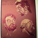 HELEN OF TROY Original WARNER BROS. Artwork COLOR Transparency THREE JAILERS