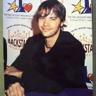 BARRY WATSON Original COLOR Candid PHOTO 7th HEAVEN Seventh WHAT ABOUT BRIAN?